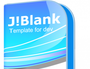 Чистый шаблон J!Blank 3.0 - перезагрузка!