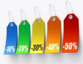 Рецепт: как сделать скидку 10% при стоимости заказа от 2000 руб.?
