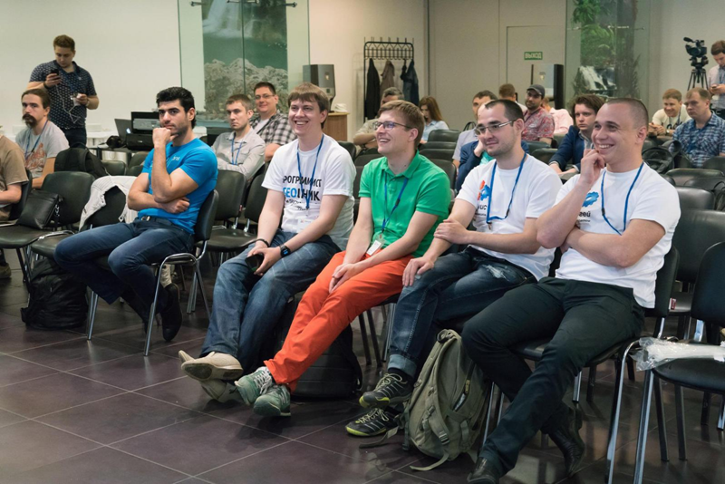 Russian Joomla!Day Moscow 2016