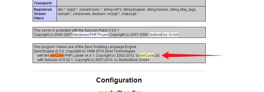 Хостинг сайтов с поддержкой ioncube сервер css для windows 7